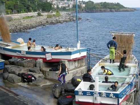 船に温泉を溜めている.jpg